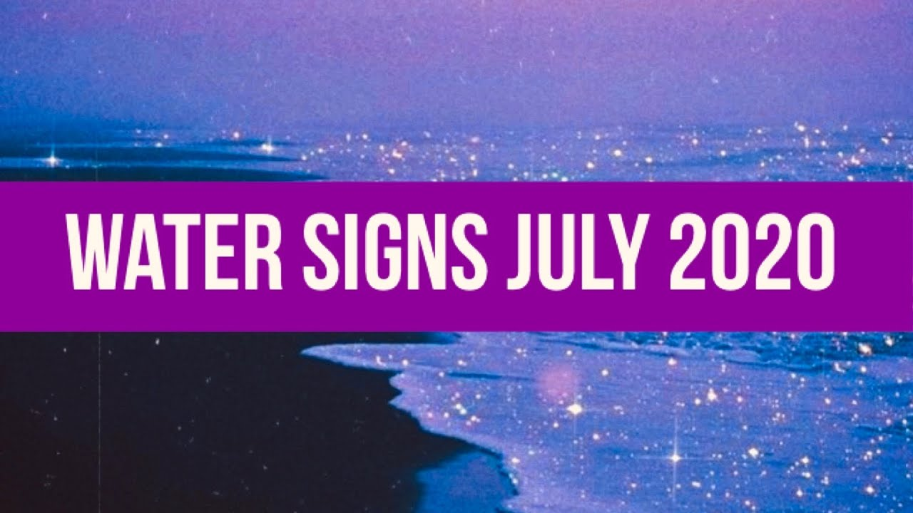 Cancer Scorpio Pisces ♋️ ♏️ ♓️ Warning for One Sign ⚠️ July 2020