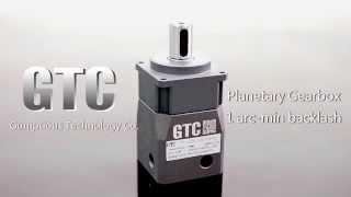 GTC Planetary Gearbox-1 arc-min backlash