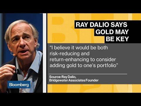 Ray Dalio Says Gold May Be Key