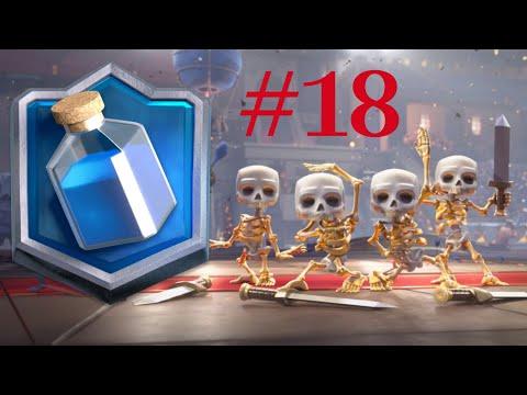 Clash Royale #18 Master Lll I Pierwszy Star Lvl W Decku