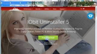 Video 2015 12 27 IObit Uninstaller