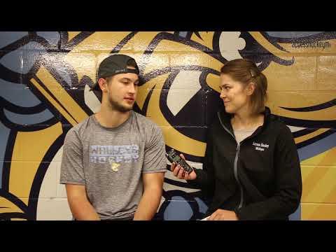 Detroit Red Wings Prospect Jordan Topping   Access Hockey MI