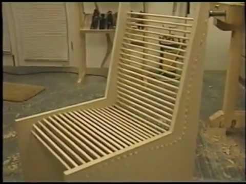 видео: Сделать стул