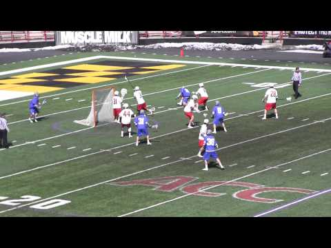 2014 Lacrosse Highlights - #3 Maryland Beats #1 Duke