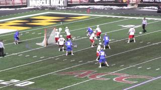 2014 Lacrosse Highlights - #3 Maryland Beats #1 Duke