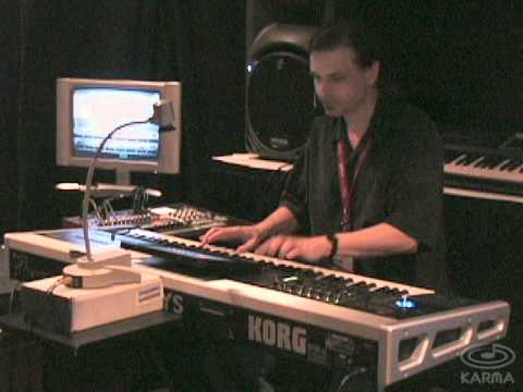 Music Player Expo - Part 1 (KARMA, Korg OASYS)