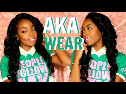 AKA Clothing/Accessory Haul ft Zoetic Couture | Ktura Kay
