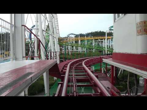 Camel Coaster Jet Coaster Roller Coaster Front Seat POV Nasu Highland Japan