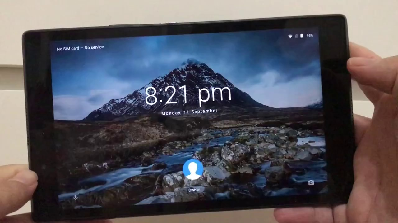 Lenovo TAB4 8 LTE - first look