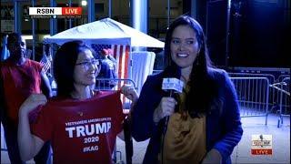 RSBN POWERFUL: VIETNAMESE Trump Supporter EXPLOSIVE Interview 8/14/19