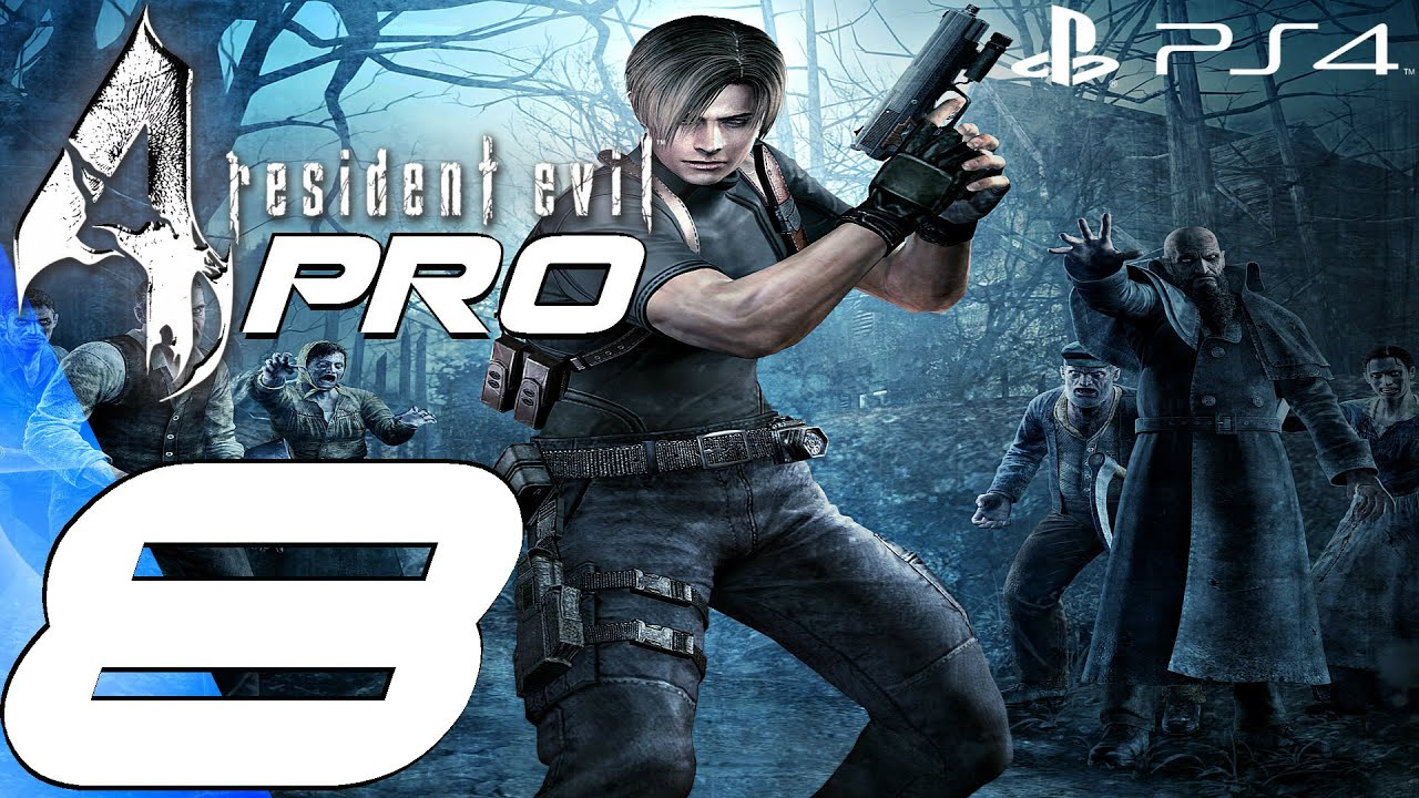 Resident Evil 4 Ps4 Professional Gameplay Walkthrough Part 8