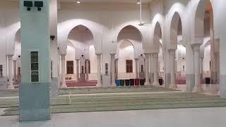تقرير شامل عن مسجد نمرة في مشعر عرفات