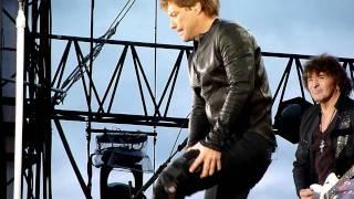 Bon Jovi - Pretty Woman - Old time Rock and Roll - Bad Medicinie - Horsens 19.06.2011