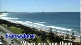 Karaoke: Seasons In The Sun - Westlife.