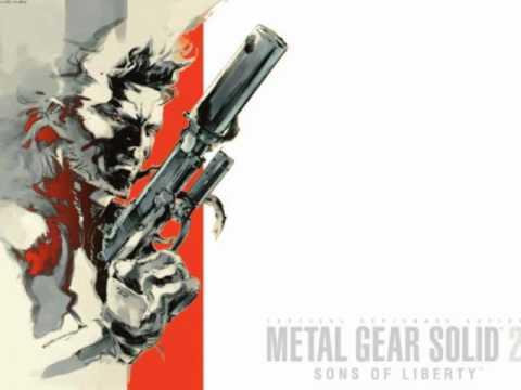 Metal Gear Solid 2 Ringtone