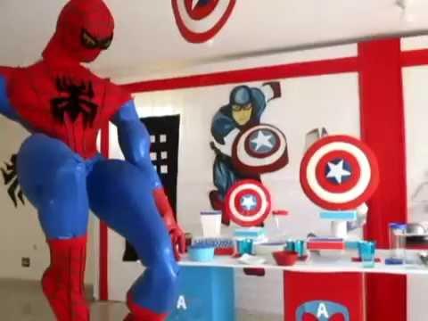decoracin para fiestas infantiles