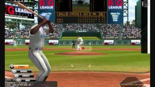Big League Online (Gameplay)