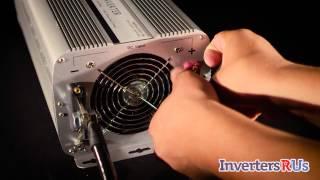 Aims Power PWRINV500012W 5000 Watt Power Inverter