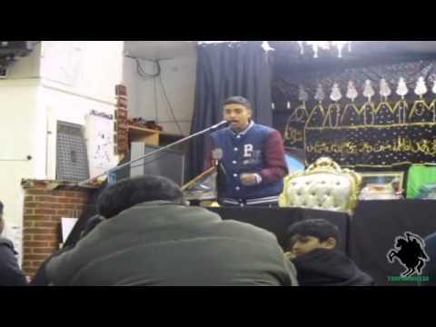 Farsh Ko Arsh Banao - Abbas Haider Lalji (APIZ) - Northampton AGHA (UK) - 10/11/2012