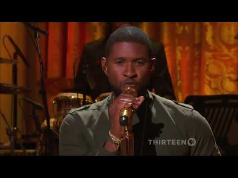 Usher-Tribute to Marvin Gaye-Mercy Mercy Me (Live 2016)