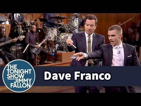 Thumbnail: Dave Franco Teaches Jimmy Card Throwing