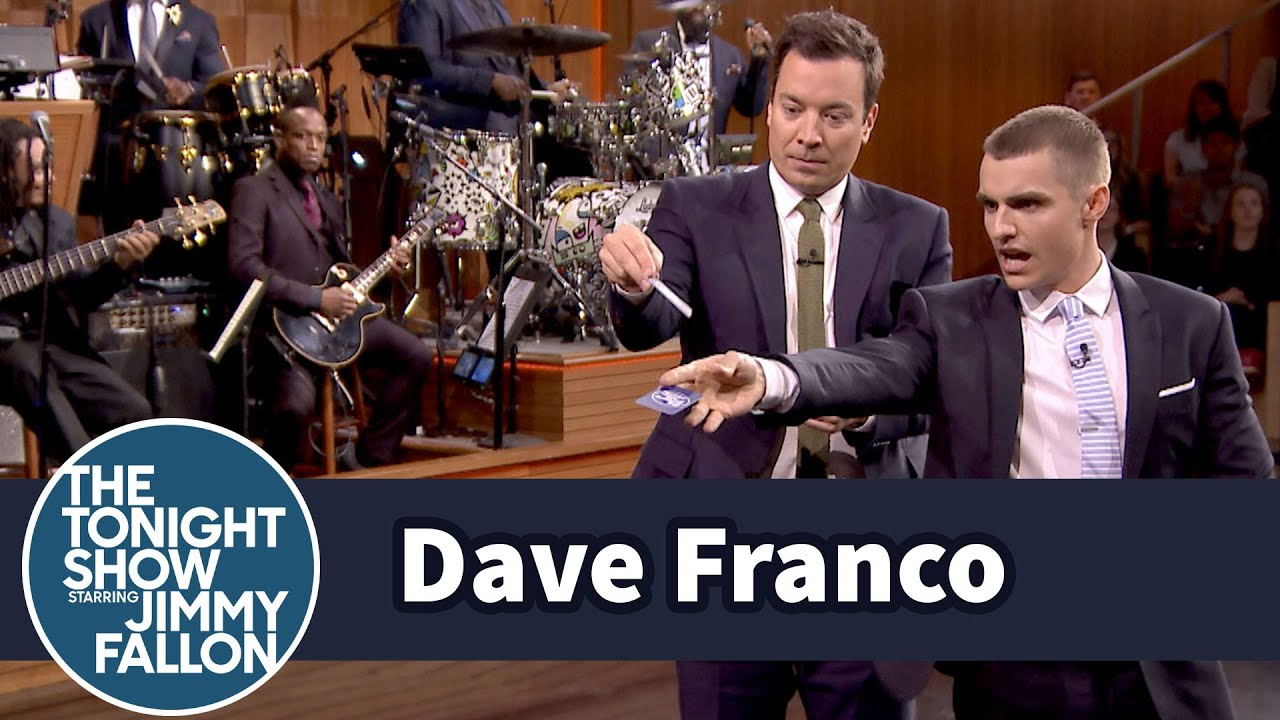 Download Dave Franco Teaches Jimmy Card Throwing