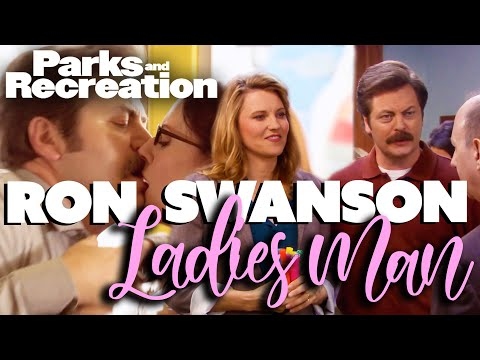 Ron Swanson: Ladies Man - Parks And Recreation