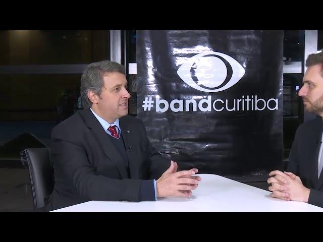 VI CBDE - Geraldo Dutra de Andrade Neto, presidente Amapar