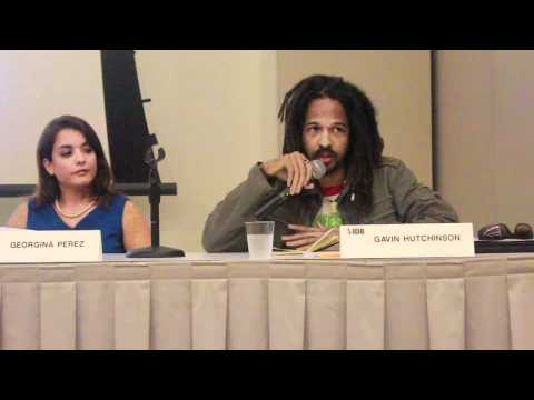 Dutty Bookman (Manifesto|JA) at the Caribbean American Youth Leadership Forum 2011