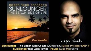 Sunlounger feat. Zara Taylor - Found (Club Mix) // The Beach Side Of Life [ARDI1860.02]