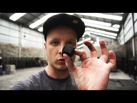 Wie wird Shisha Naturkohle hergestellt? Herstellung von Shishakohle in Indonesien