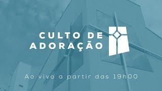 Culto Vespertino - João 14.25-27 (16/05/2021)