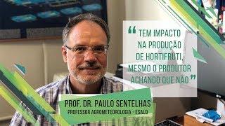 HF Brasil Entrevista - Prof. Dr. Sentelhas - El Niño em 2019