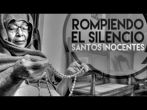 Rompiendo El Silencio - Santos Inocentes [Video Oficial]
