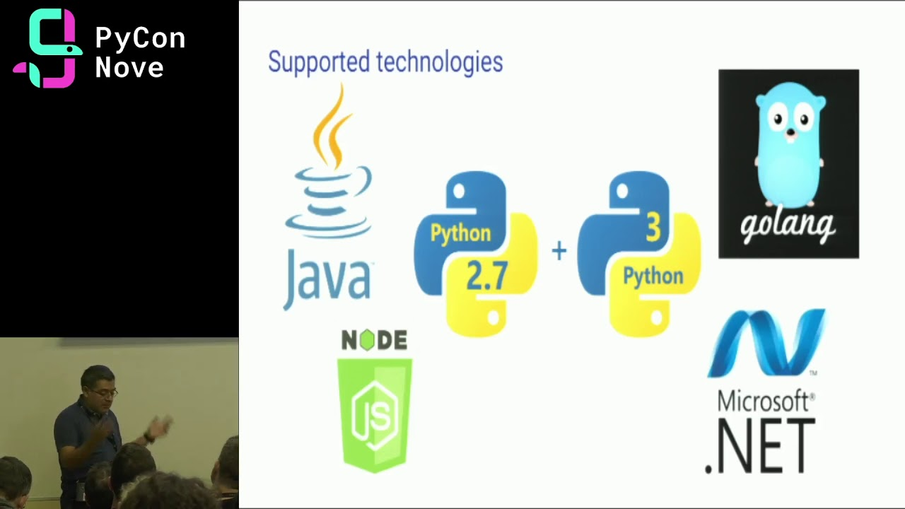 Image from Writing and deploying serverless Python applications