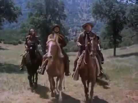 Krzywda i Zemsta - 1954 - [Western][Przygodowy] [napisy]