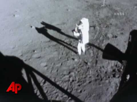 First Person: Buzz Aldrin Discusses Moon Landing