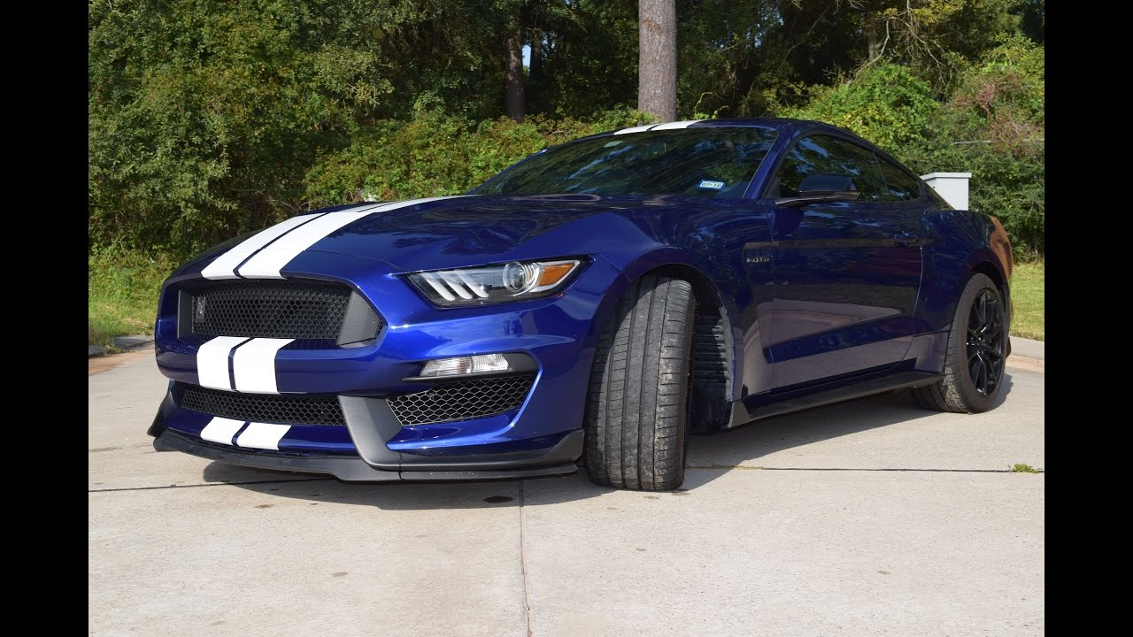 2016 ford mustang gt350 0 125 mph 60 0 mph youtube. Black Bedroom Furniture Sets. Home Design Ideas