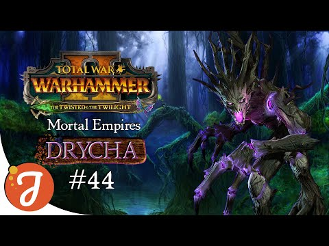 Itza 'Nother Settlement To Conquer | Drycha #44 | Total War: WARHAMMER II - Twisted & The Twilight