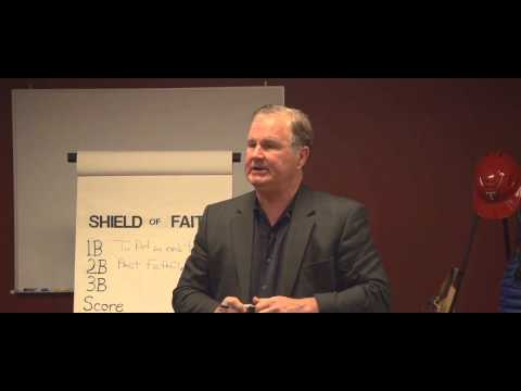 Jim Sundberg: The Shield of Faith