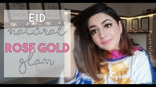 Soft Glam Make-up For Eid 2018 | ALL NEW MAKE-UP | GLOSSIPS
