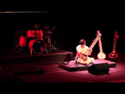 Tilak Shyam Alap, Jor, Jhalla Traditional Indian Music  Krsna Tan