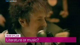 Showcase: Reactions to Dylan's Nobel Prize