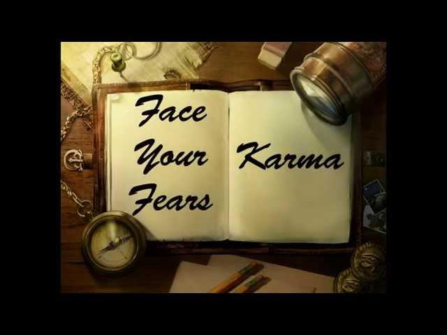 Face Your Fears - Karma (Lyric Video)