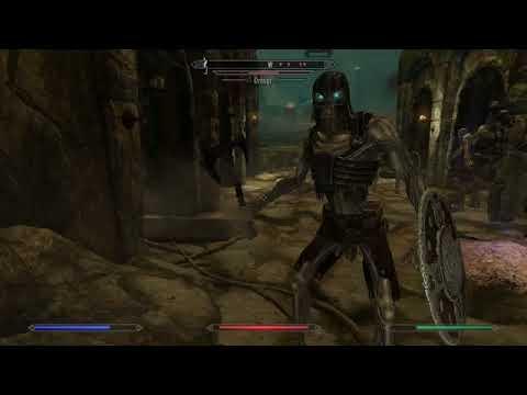 Sibi in Skyrim Ep 26: Team Farkas vs Hordes of Draugr