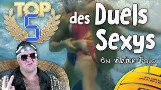 TOP 5 des Duels Sexys en Water Polo - Salut les Baigneurs #74