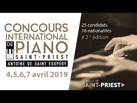 Repeat Alexander Gadjiev   1/2 Finale   2019 Saint-Priest by