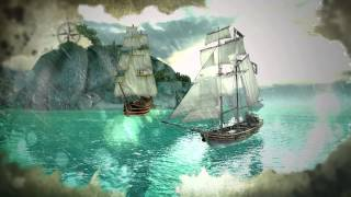Assassin's Creed Pirates -- Naval Combat Trailer