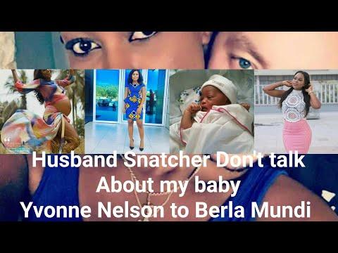 Yvonne Nelson Replies Berla Mundi.. Ashawobrities Dating Married Men