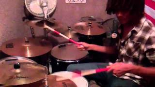 Gabe Wilson- hot rods Drum Solo